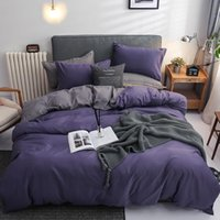 Bedding Sets Luxury Modern Home Decor Set Duvet Cover Bed Sheet Single Twin Pillowcase 3 4pc Bedspread High Quality Quilt