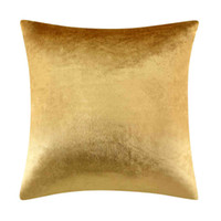 Gigizaza - وسائد ذهبية للديكور المنزلي والأخضر والنبيذ والفضة وسائد رمادية وأرجواني لأرائك وأرائك وغرف نوم J0601