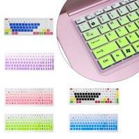 Keyboard Covers 2021 Waterproof Silicone Protector Skin Cover Keypad Film Protection Dust Proof For Asus K50 Laptop Accessory