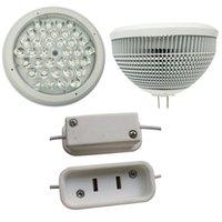 LED PAR56 لمبة 30W بقعة ضوء دافئ أبيض (2700-3000K) NSP 60 ° زاوية الشعاع قاعدة GX16D، استبدال PAR-56 300W لمبة الهالوجين