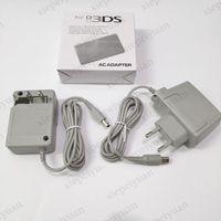 Nintendo NDSI / 2DS / 3ds / 3dsxl / 3ds / LL XL 홈 파워 용 미국 2 핀 플러그 벽 충전기 AC 어댑터
