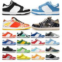 Dunks Low Running Shoes Coast Michigan para Homens Mulheres Chunky Dunky University Azul Syracuse Dia Valentines Day Womens Classic Lows Trainers Outdoor Sports Sneakers