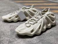 2021 Mens 450 Bulut Beyaz Sneaker Kadın Tasarımcı Koşucu Eğitmen 3D Örgü Dantel-Up Platformu Ayakkabı Açık Spor Ayakkabı En Kaliteli Kutusu Ile