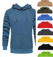 Men Hoodie Jackets Sweatshirts hooded Pullover Fashion Men's Jacket Sweatshirt Loose Sports Hoodies Suit Casual Clothing Mens Tracksuit Sportswear Plus Size S-XXL
