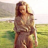 Женские спортивные трексуиты плющ он случайные пляжные шикарные винтажные леопардовые полосы лето женщин блузки топы и шорты леди двух частей набор костюма
