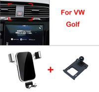 Phone Holder For Volkswagen Golf 7 MK7 2014-2018 Car Air Vent Mount Cell Stand Support Accessories