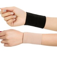 Support nadgarstka 1 sztuk Czarny / Skóra Tatuaż Cover Up Compression Rękawy Zespoły Concealment Concealer UV Protect Sport Siłownia