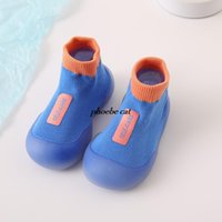 First Walkers Spring Autumn Infant Toddler Shoes Girls Boys Casual Soft Comfortable Non-slip Kids Indoor Baby Solid