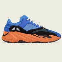 Kanye West 700 V2 Sun Hell Blue Wave Runner Top Qualität Utility Schwarz Salz Mauve Magnet Trägheit Analog Laufschuhe zum Verkauf mit Box Sneakers Store Großhandel