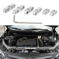 Couleur de la voiture 6pcs / Set Compact Professionnel Professionnel Câble d'allumage Serrier 7mm 8mm ABS Séparateur de fil ABS Pratique
