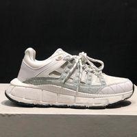 Luxo Trigreca Sneakers Mens desginer Sneaker Plataforma Sapatos Mulheres Barocco Impressão Lateral Greca Confortável Sapatos Casuais Ao Ar Livre Qualidade superior com Caixa 305