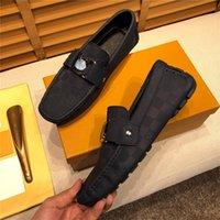 Q1 scarpe da uomo in vera pelle di alta qualità morbida accogliente uomo di lusso scarpe casual scarpe casual mocassino calzature maschili Brown black mocassini da sneakers appartamenti 11