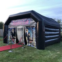 أكسفورد النسيج نفخ ملهى ليلي خيمة 5x4 متر منزل البيت بار بوث الكبار نادي النادي حانة غرفة كبار الشخصيات للحزب الأحداث