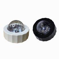 Star Light Voiture Toit / Plafonniers Contrôle de la musique 3 modes d'éclairage Charge USB Charge de nuit Atmosphère Starlight Projecteur pour voitures