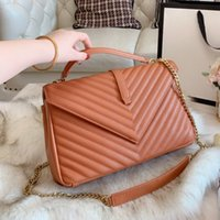 محافظ النساء المصممين الفموي أكياس 2021 مخلب حقيبة الكتف سيدة أزياء حقيبة يد سلسلة الذهب السيدات حقائب اليد المحافظ محفظة