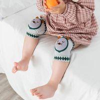 Calcetines Bebé Knee Pad Niños Seguridad Crawling Codo Cojín Almohadillas Protector Kneepad Pierna Calentador Niñas Niños Calentadores