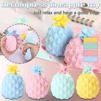 Striking Pineapple Funny Grape Ball Gadget Decompression Toys for Kids Autism Stress Hand Grip