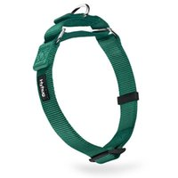 Dog Collars & Leashes Pet Training Collar Nylon Martingale Adjustable Necklace For Large Medium Small Dogs Wholesale HY003
