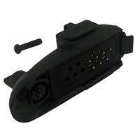 Walkie Talkie Audioadapter Ersatz für Baofeng BF-9700 A-58 UV-XR UV-5S GT-3WP UV-9R Plus M (Moto) Schnittstelle 2 Pin-Headset-Anschluss