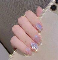 Manucure ongles vernis Smoothie Gel à ongles Cat-Eye Cat 2021 Manteau de base sans essuyer Matte Top Top transparent UV LED Constructeur vernis laque