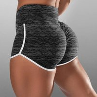 Summer Sexy Shorts Tight Stretch Fitness Sports Wear Skinny Short Pants Breathable Female Push Up Bike Women Fashion Women's