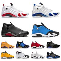 Jumpman 14 14s Xiv Mens Basquete Sapatos Ginásio Azul Vermelho DoernBecher University Ouro Hyper Royal Homens Retro Homens Esportes Sneakers Treinadores Tamanho 40-47