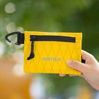Wallets RIMIX Unisex Coin Purse Waterproof Portable Short Wallet For Outdoor Holder Money Change Pouch Zipper Women Men Com Frete Grati