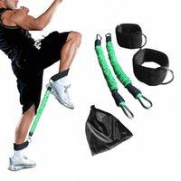 Резистические полосы, проводные трубки ногой прыжок мышц мышц