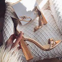 2021 Summe Yeni Moda Bayan Sandalet Ayakkabı Açık Burun Seksi Yüksek Topuk Sandalet Parti Topuklu Ayakkabı 11 cm Artı Boyutu 35-42