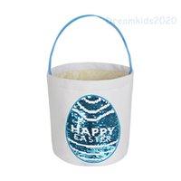 Paskalya Hediye Çantası Yuvarlak Alt Yumurta Saklama Kovası, Bunny Çanta, Şeker Sepet Hediyeler, Çocuk Çantaları