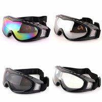 Cycling Helmets Men & Women's Motocross Goggles Sports MX Off Road Motorcycle Racing Glasses Dirt Bike Bicycle Riding Sunglasses