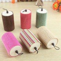 Umweltfreundlicher handgefertigter Bambusvorhang Schmuckschatulle Kreative Lagerung für Haarschmuck, Kopfschmuck, Sortieren Aufbewahrungsbox