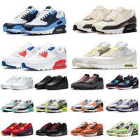 air max 90 airmax cheap triple black white 90 mens running shoes 적외선 camo worldwide premium se red hyper royal 90s men women trainers sports sneakers