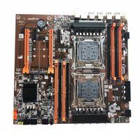 Motherboards X99 Gaming Mainboard With SATA III 8 USB LGA 2011 DDR4 RECC Chip Dual-Channel ATX Support LGA2011-V3 Processor