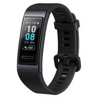 الأصلي هواوي الفرقة 3 برو GPS NFC الذكية سوار القلب رصد معدل الذكية ووتش الرياضية تعقب الصحة ساعة اليد لالروبوت اي فون ووتش