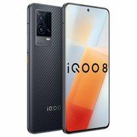 "Original Vivo IQOO 8 5G Mobile Phone 8GB RAM 128GB ROM Snapdragon 888 Octa Core 48MP AR AF OTG NFC Android 6.56"" AMOLED Full Screen Fingerprint ID Face Wake Smart Cell Phone"
