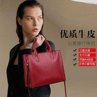 Shoulder Bags Woman Casual Tote Vintage Ladies Hand Bag Leather Luxury Handbags Women Designer For 2021 Sac A Main Femme