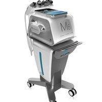 المحمولة 6 في 1 الوجه هيدرو الأكسجين microdermabrasion rf الوجه رفع الجلد تجديد معدات مكافحة الشيخوخة تجاعيد المعدات