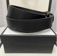 2021 Мода Большая пряжка Натуральный кожаный ремень с коробками дизайнера мужчин Женщины высокого качества Мужские ремни AAA8