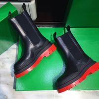 Mujeres Monolith Fur Boots Martin Boot Rois Cuero Tobillo Nylon Combate con Pouch Fashion Battle Rubber Sole Plataforma