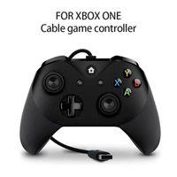 Game Controllers & Joysticks USB Wired Controller For Xbox One Video JoyStick Mando Microsoft Series S X Gamepad Controle Joypad Windows PC