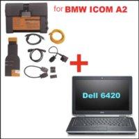 Pour BMW ICOM A2 avec V2021.01 Ingénieurs logiciels Plus I5 E6420 Ordinateur portable préinstallé prêt à être utilisé