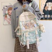 Brand Designer Female For Quality Men Roomy Back Pack Ladies Nylon Top Bags Backpack Women Laptop Bag Drop Shippi Sxeak