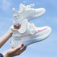Sandals Girl Hollow Running Shoes Women Mesh Breathable Outdoor Sports Adult Sole Jogging Sneakers Light Weight