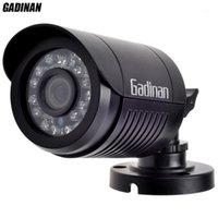 Gadinan AHDH 1080 P Mini Kamera IP66 Su Geçirmez ABS Plastik Konut Açık Kapalı Gözetim Güvenlik Kamera XM320 + F021