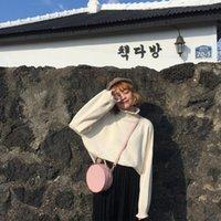 Shoulder Bags Summer Mini Bag Ins Super Fire Cross-Body Chic Girl's Small Retro Handbag