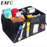 Organizador de carros EAFC Tronco Eco-Friendly Super Forte Caixa de Armazenamento de Carga Colaborável para Auto Caminhões SUV