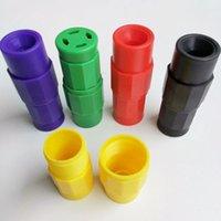새로운 흡연 파이프 palstic 크래커 다채로운 크래커 크림 whipper 흡연 가스 크림 whipper n2o 오프너 lookahhot 판매