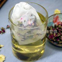 100 Pcs Lot Tea Filter Bags Natural Unbleached Paper Tea Bag Disposable Tea Infuser Empty Bag with Drawstring Bags 734 K2
