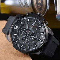 Montre de Luxe Mens 시계 일본 석영 크로노 그래프 무브먼트 손목 시계 SS 패션 남성 군사 스포츠 시계 Relogio Masculino Reloj Hombre